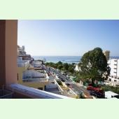 2 спальный апартамент на 1 линии пляжа Лас Вистас, Лос Кристианос, Тенерифе