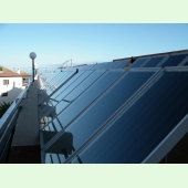 Investments in business - solar panel system