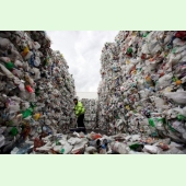 The investment project for the processing of plastic waste
