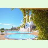 Comfortable apartments overlooking the ocean and near the beach Fañabé